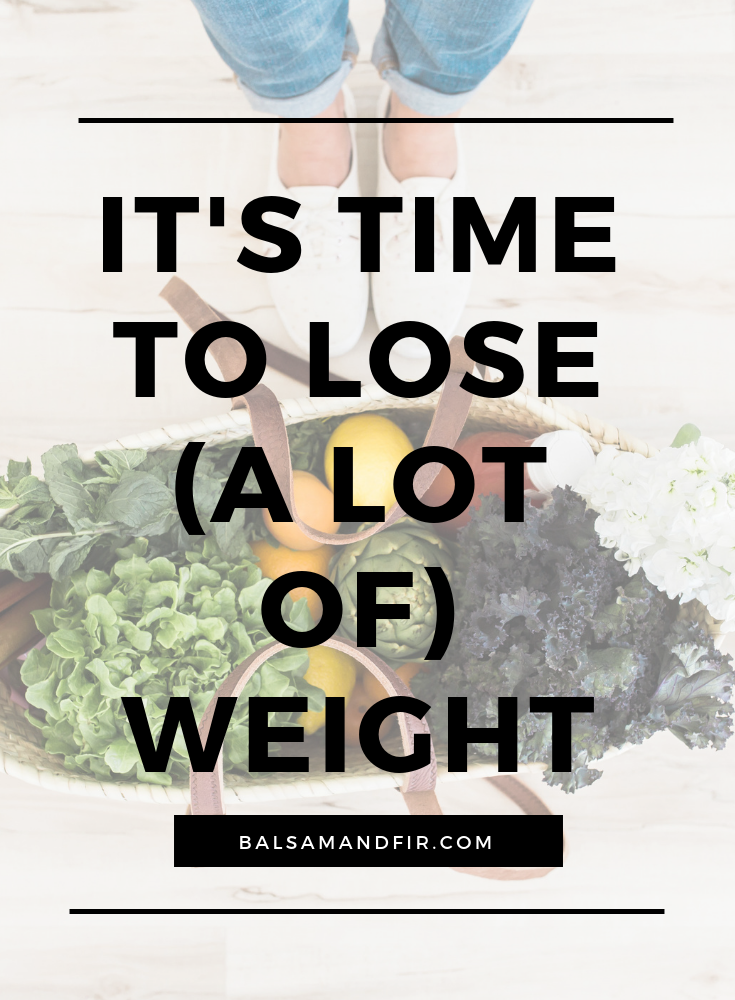 I've slowly gained at least 50 extra pounds over the past decade and it's time to lose it. Click through to read all about how I got here and what my plan is to release it. Weight Loss | Eat to Live | Healthy #weightloss #eattolive